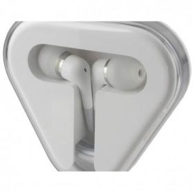 Apple In Earphone with Mic (Replika 1:1) - White - 3