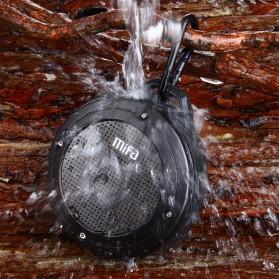 MIFA Waterproof Bluetooth Speaker with Carabiner - F10 - Black - 2