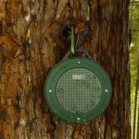 MIFA Waterproof Bluetooth Speaker with Carabiner - F10 - Black - 5