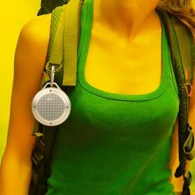 MIFA Waterproof Bluetooth Speaker with Carabiner - F10 - Black - 6