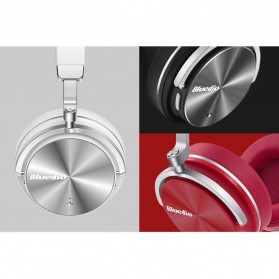 Bluedio T4 Turbine Wireless Bluetooth Headphones - Black - 5