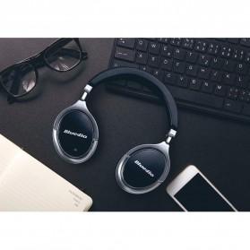 Bluedio F2 Wireless Bluetooth Headphones - Black - 7