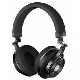 Bluedio T3 Plus 3D Wireless Bluetooth Headphone - Black