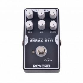 Caline Pedal Efek Gitar Reverb - CP-26 - Black - 2