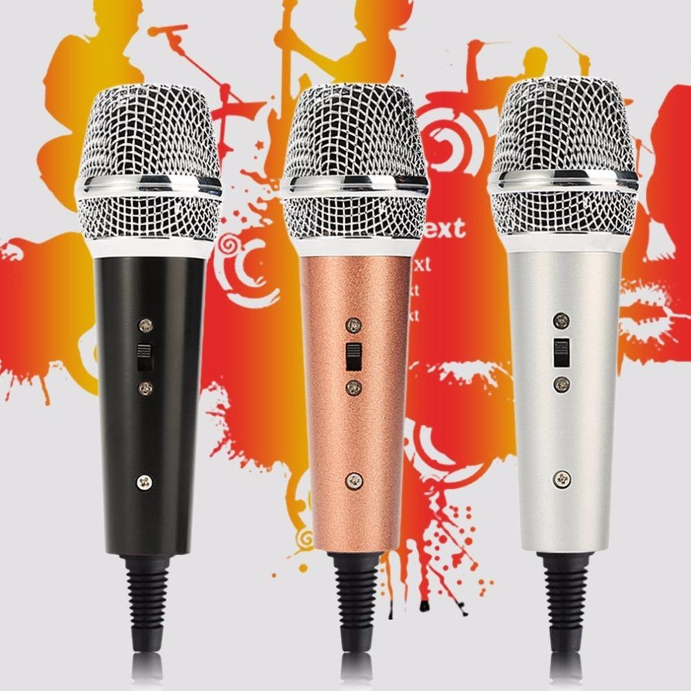 Mikrofon Karaoke Ktv 35mm F5 Black Pop Filter Layer Ganda Bop 2