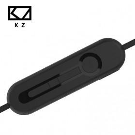 KZ Bluetooth Adapter Cable for Earphone ZST/ED12 - Black - 2