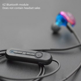 KZ Bluetooth Adapter Cable for Earphone ZST/ED12 - Black - 4