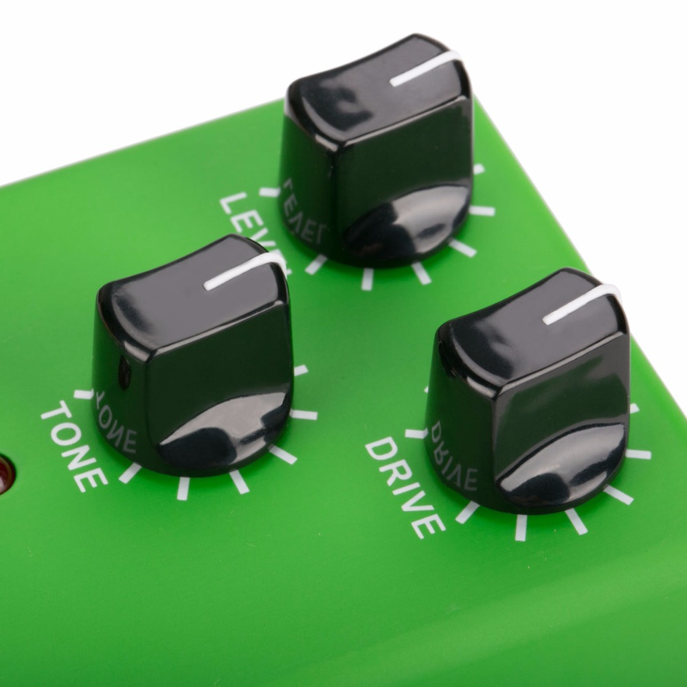 NUX Overdrive Pedal Efek Gitar Elektrik - OD-3 - Green