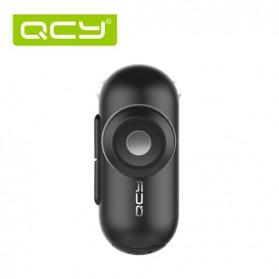 QCY Q12 Mini Earphone Bluetooth dengan Mic - Black - 4