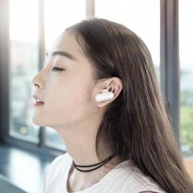 QCY Q12 Mini Earphone Bluetooth dengan Mic - Black - 7