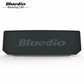 Bluedio BS-5 Mini Bluetooth Portable Speaker 3D Surround Effect - Black - 2
