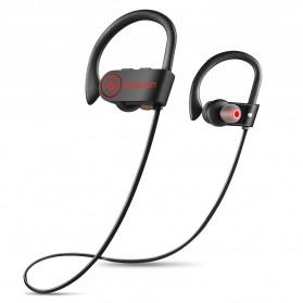 Wavefun X-Buds Earphone Bluetooth Sport dengan Microphone - Black