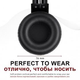 Sound Intone P30 Bluetooth Headphone TF Card with Mic - Black - 6