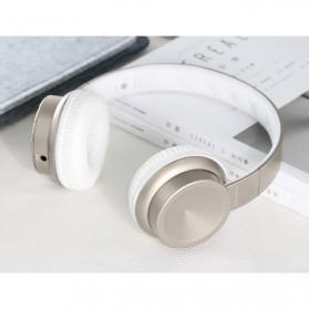 Sound Intone P30 Bluetooth Headphone TF Card with Mic - Black - 7