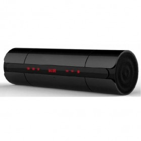 Speaker Bluetooth Super Bass TF Card Slot - KR-8800 - Black - 1
