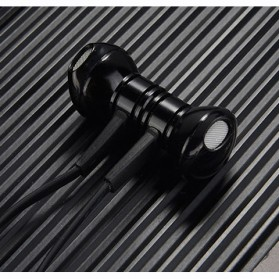 TIMWILL Earphone Bluetooth Sporty dengan Magnetic - MST-i8 - Black - 6