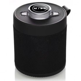 Mini Fashionable Bluetooth Speaker - HF-Q3SE - Black