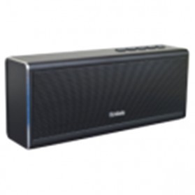 Aluminium Portable Bluetooth Speaker 20W TF Card & FM Radio - Black