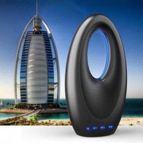 Dubai Burj al-Arab Mini Bluetooth Speaker 5W - NS-BM2S - Black