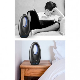 Dubai Burj al-Arab Mini Bluetooth Speaker 5W - NS-BM2S - Black - 7