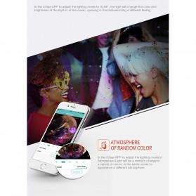 Bohlam LED RGB E27 dengan Bluetooth Speaker & CCTV IP Camera 960P - White - 5