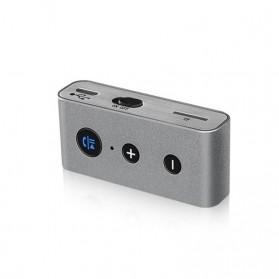 Rovtop Car Audio Bluetooth Receiver Adapter Mobil 3.5mm - BT710 - Silver - 2