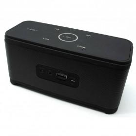 Bluetooth Speaker DSP dengan Touch Key - M12 - Black - 4