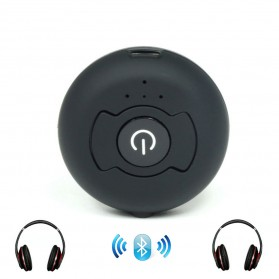 Multi-point Bluetooth Transmitter - H-366T - Black
