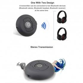 Multi-point Bluetooth Transmitter - H-366T - Black - 8