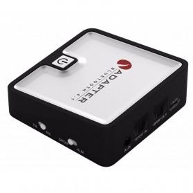 Audio Bluetooth Transmitter & Receiver 3.5mm SPDIF - BTI-039 - Black - 2