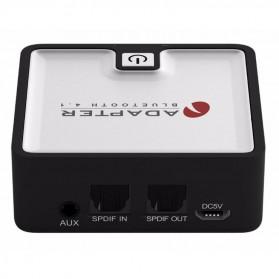 Audio Bluetooth Transmitter & Receiver 3.5mm SPDIF - BTI-039 - Black - 4