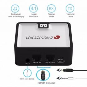 Audio Bluetooth Transmitter & Receiver 3.5mm SPDIF - BTI-039 - Black - 5