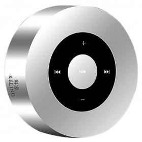 Mini Speaker Bluetooth with TF Card - A8 - Black