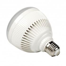 Bohlam LED RGB E27 12W with Bluetooth Speaker - YNL - White - 4