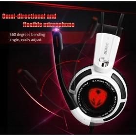 Somic Headphone Gaming Virtual Surround 7.1 - G941 - Black/Blue - 6