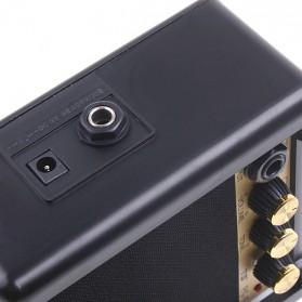 Amplifier Mini Gitar Elektrik Volume Tone Control 5W - PG-5 - Black - 6