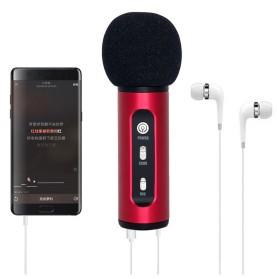 Studio Condenser Microphone FM Transmission - K199-DSP - Black - 2