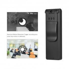 Mini Digital HD Camera Voice Recorder Rotatable Lens 8GB 1080P - E13 - Black - 6