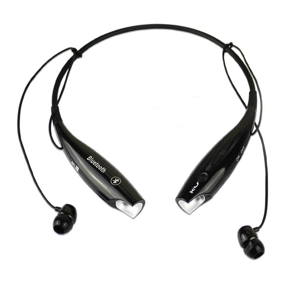 Bluetooth Stereo Headset Two Channel MP3 Music Headphone