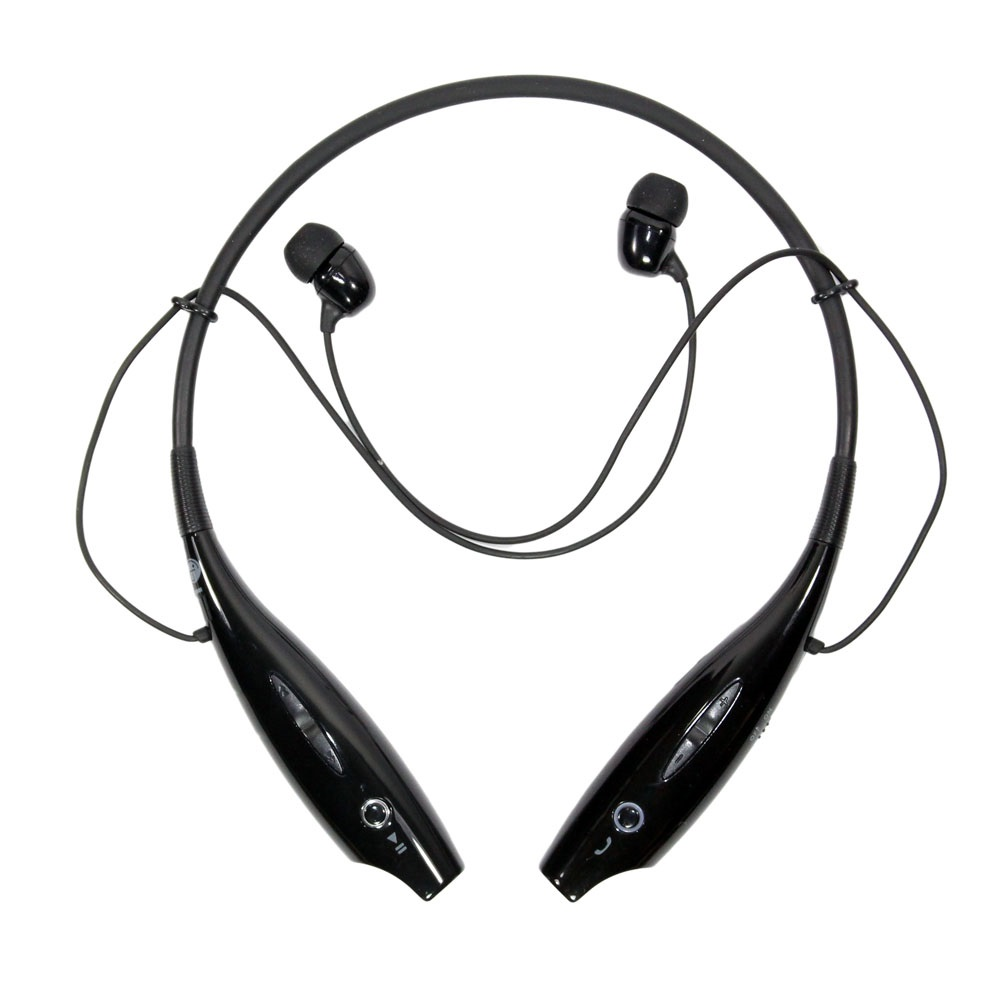 Bluetooth Headset Two Channel MP3 Music Headphone