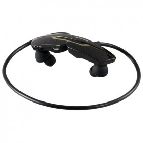 Bluetooth Stereo Headset with Built-in Microphone- B99 - Black