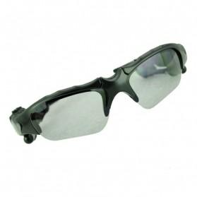 Bluetooth Sunglasses Headphone - GL6-BT - Black