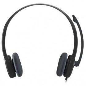 Logitech Stereo Headset - H151 - Black - 2