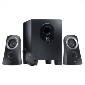 Logitech Multimedia Speaker - Z313 - Black