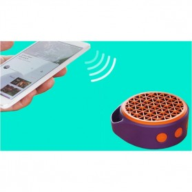 Logitech X50 Mini Bluetooth Mobile Wireless Speaker - Black - 5
