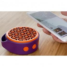 Logitech X50 Mini Bluetooth Mobile Wireless Speaker - Black - 7