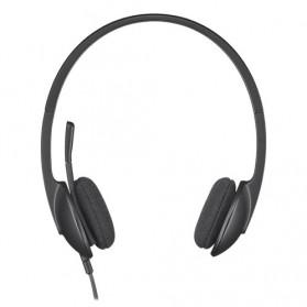 Logitech USB Stereo Headset - H340 - Black