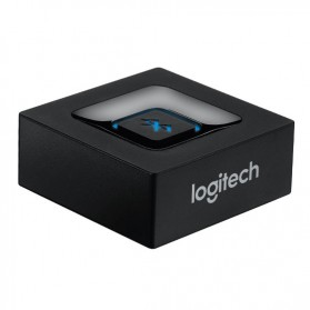Logitech Bluetooth Audio Receiver with USB Powered - Black