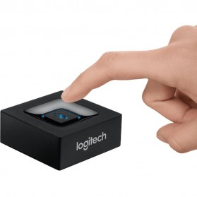 Logitech Bluetooth Audio Receiver with USB Powered - Black - 3