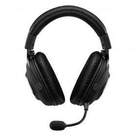 Logitech Pro X Gaming Headset Headphone - Black - 3